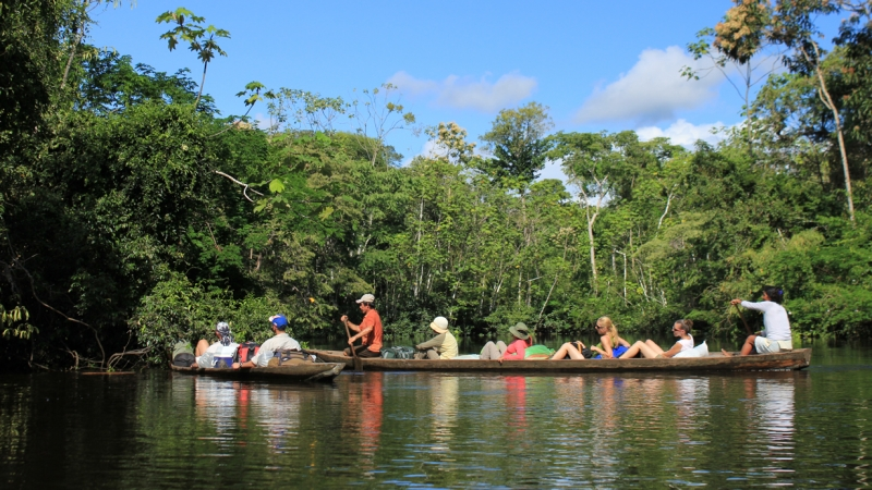 River wolf tour (5 days – 4 nights)